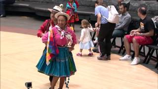 """The Great Inka Road"" Family Day - 1 Bolivian Music & Dance"