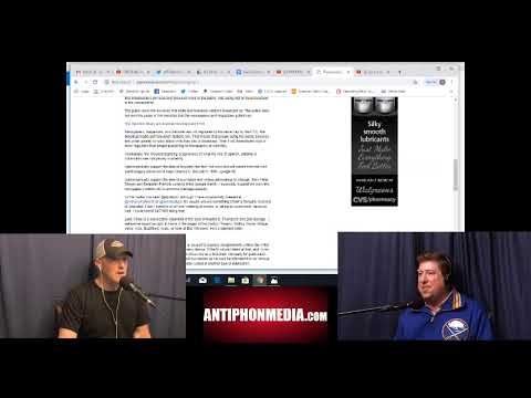 Lincoln Review E63: Responding to Sue O'Connell w /Evan Lips Jeff Semon Live Stream