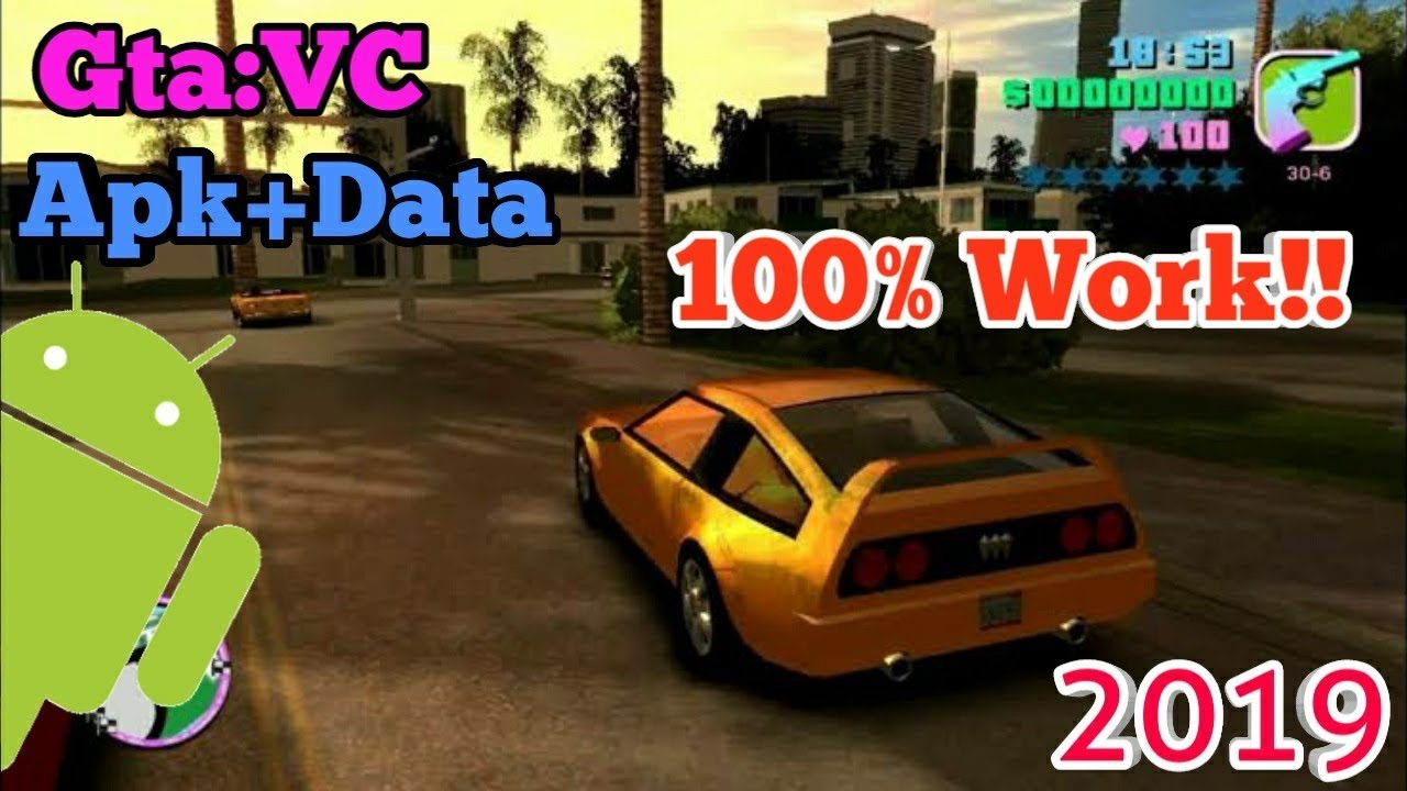 gta vice city game for mobile apk