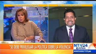 Edgar Zambrano descarta que su liberación sea producto de la acción de los políticos minoritarios