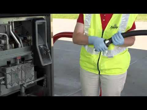 Fuel Line Hose Breakaway Reconnection | Husky 2276 1 ...