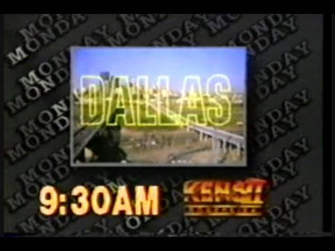 KENS 5 - San Antonio - Ads and Promos from January 1987
