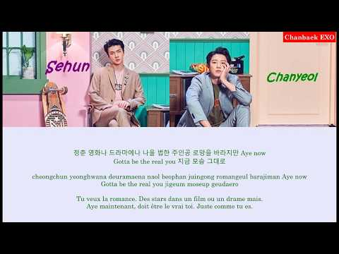 Chanyeol & Sehun - We Young - LYRICS - (Han-Rom-Vostfr)