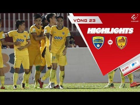 Đại thắng 5 sao, FLC Thanh Hóa cắt dớp 4 năm không thắng trước Quảng Nam | VPF Media