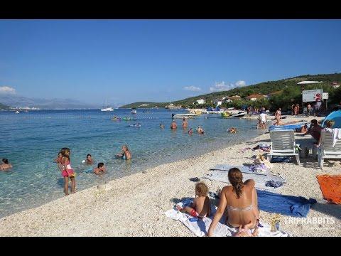 Slatine beach (Čiovo)
