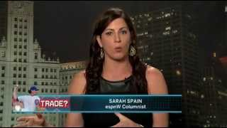 Sarah Spain on US Soccer and the Chicago Cubs