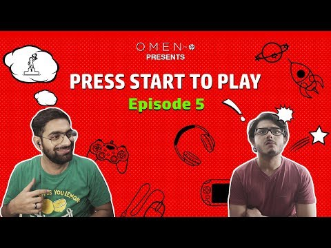 Press Start To Play Episode 5