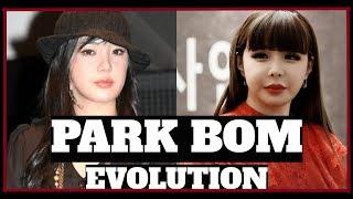 PARK BOM EVOLUTION | 박봄 진화