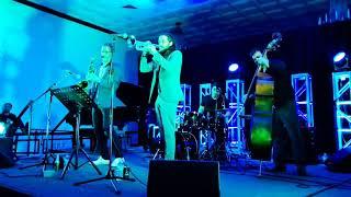 YAYennings Quartet live at GroundUP Music Festival 2-10-18