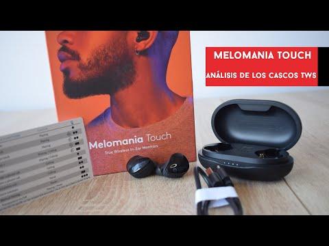 Melomania Touch. Análisis de los cascos TWS cómodos y con calidad de sonido | Gameit ES