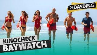 Neu im Kino: Baywatch - bietet der Film mehr als nur große Brüste? | DASDING