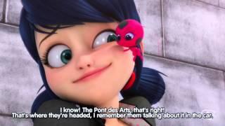 ЛедиБаг и Супер-Кот / Miraculous Ladybug 23 серия ч.2 - Принцесса Ароматов (англ.суб.)