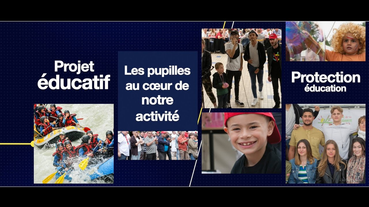 Présentation de l'ONCF, Orphelinat National des Chemins de fer de France
