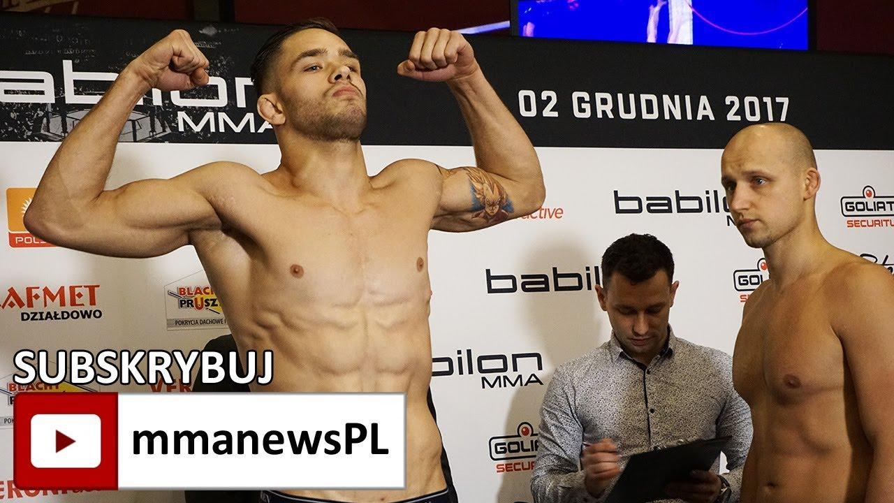 Babilon MMA 2: Adam Niedźwiedź nie jest pod wrażeniem doświadczenia UFC Pawła Pawlaka