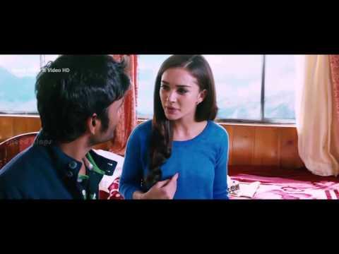 Dhanush Amy Jackson Love Tussle | Thanga Magan