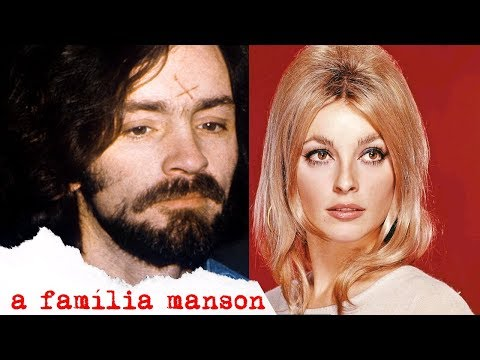 QUEM FOI CHARLES MANSON? | A Família Manson