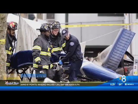 Local Perspective on Seattle Helicopter Crash (I am interviewed) - Mar 18, 2014