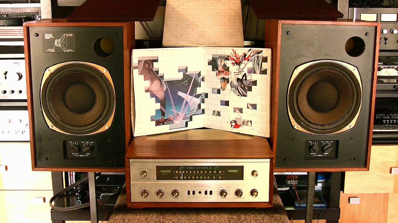 Another Brick In The Wall Pink Floyd Tannoy Hpd Dual
