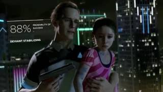 Detroit Become Human Gameplay Walkthrough Part 1 PS4 Demo