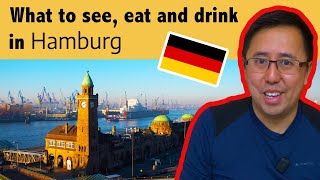 MUST SEE #Hamburg #Germany. What to see and do in #Hamburg? You really MUST SEE these places!