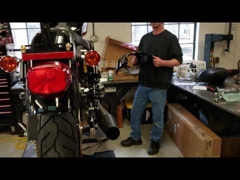 Harley-Davidson FXDXT build SERIES Part 7