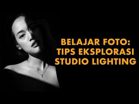 Belajar Foto: Tips Eksplorasi Studio Lighting (2018) | DarwisVlog #5