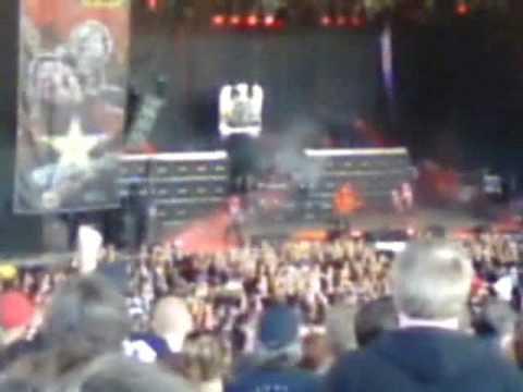 Slayer mayhem festival white river ampitheatre 2009