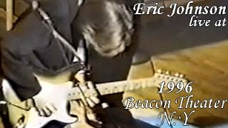 Eric Johnson live at Beacon Theater, NY (1996) [Full concert]
