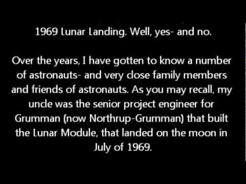 Neil Armstrong's UFO Secret - published 8-27-2012 by Dr. Steven Greer (with German translation)