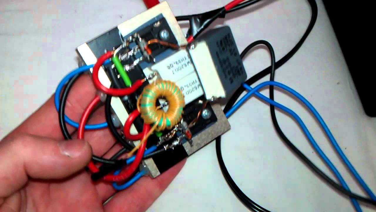 Stable Flyback Transfomer Drive Circuit