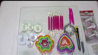 الادوات المستخدمه في عجينة السيراميك Tools Used In Ceramic Paste Youtube