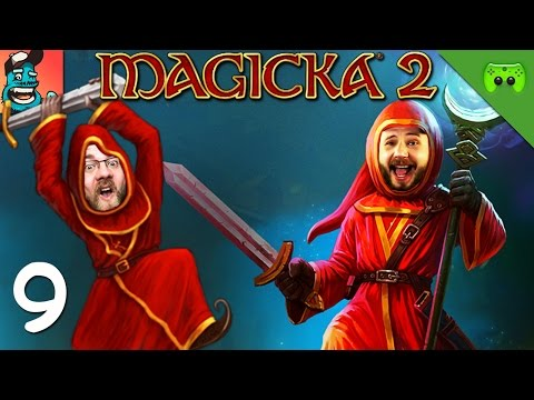 MAGICKA 2 # 9 - Freiheit für Stonehenge «» Let's Play Magicka 2 Together | Full HD Gameplay