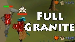 Oldschool Runescape - Full Granite GE Pking