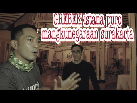 YAMA CARLOS Grebek Istana Puro Mangkunegaran Surakarta