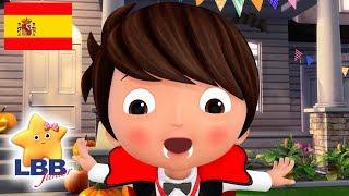 Canciones de Halloween para Niños | Truco o Trato | Canciones Infantiles | Little Baby Bum Júnior