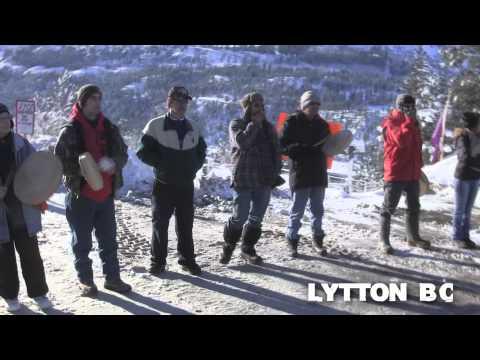 Idle No More - Lytton B.C. [Nlaka