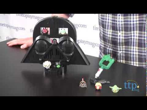 Angry Birds: Star Wars – Jenga Rise of Darth Vader Game ...