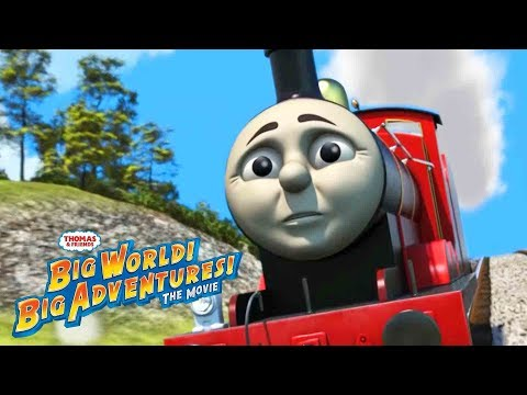 Where in the World is Thomas? Music Video | Big World! Big Adventures! The Movie | Thomas & Friends