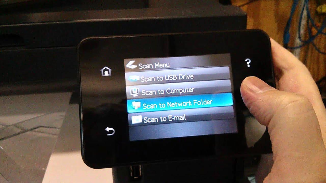 First Impression Video Review Laserjet Pro 500 Color Mfp
