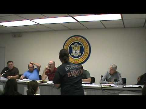 Keyser: City Council Meeting - May 9, 2012, Full