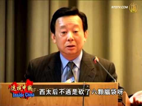 【透视中国】辛灏年:中共改革开放给中国带来了什么(上)