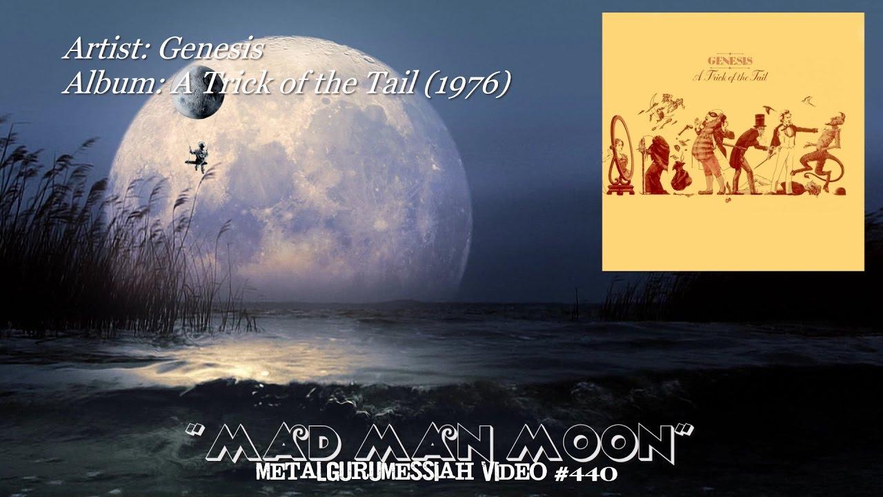 Genesis Mad Man Moon Mad Man Moon Genesis 1976 Hd Flac