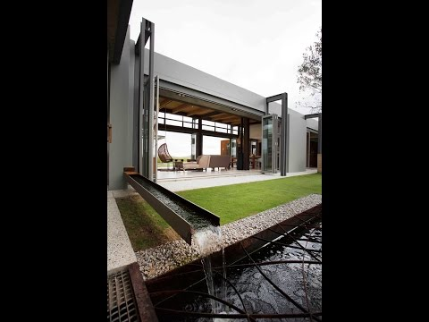 MODERN SUSTAINABLE HOME IN SOUTH AFRICA - ARCHITECT GILLIAN HOLL'S HOUSE