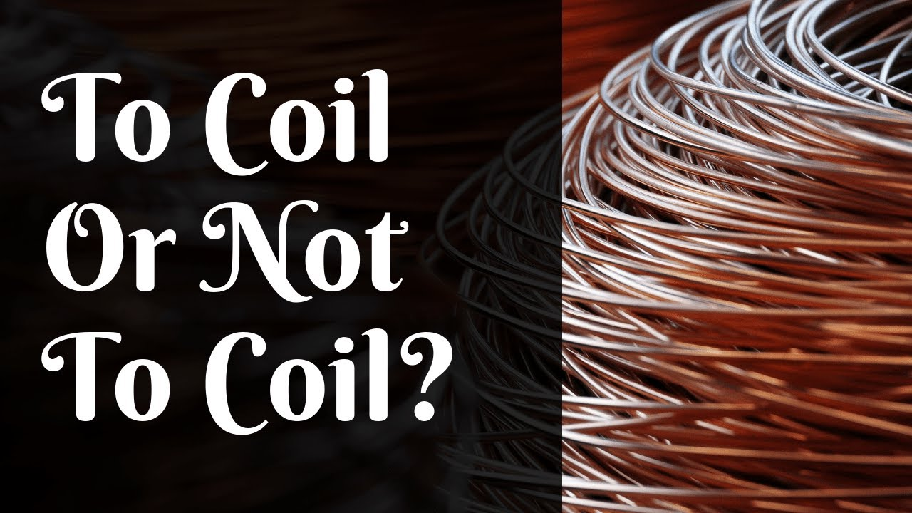 Orgonite | To Coil Or Not To Coil? Why We Use Copper Wire - YouTube
