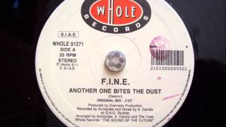 F.I.N.E. - Another One Bites The Dust(Original Mix)A