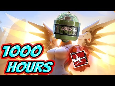 What 1000 HOURS of LORD TACHANKA Experience Looks Like - Rainbow Six Siege