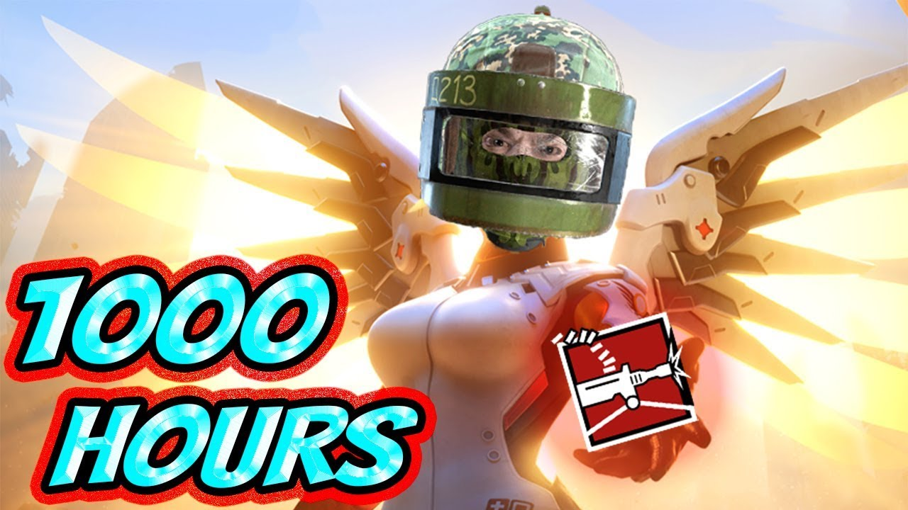 Download What 1000 HOURS of LORD TACHANKA Experience Looks Like - Rainbow Six Siege