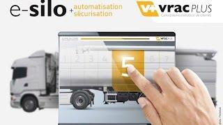 e-silo Automatisation - VRACPLUS
