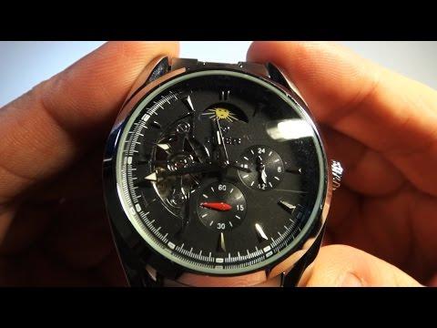Tissot фирма Швейцарские часы - YouTube