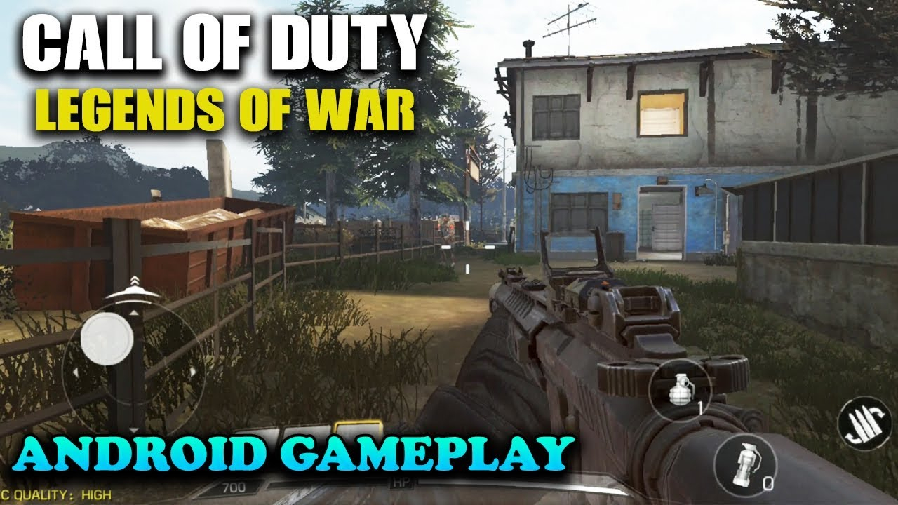 android gameplay